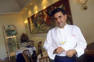 Antonio Dipino, lo chef stellato di Amalfi