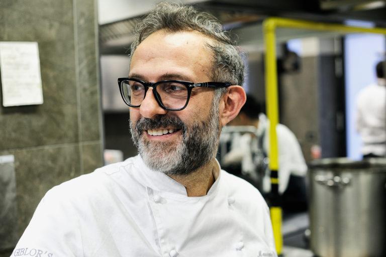 Massimo Bottura, cuore di Modena