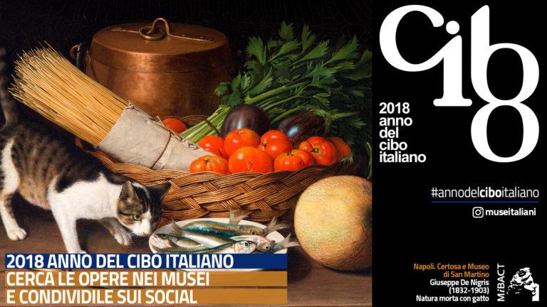 Il 2018 è l'anno nazionale del cibo italiano nel mondo, un'occasione da non perdere