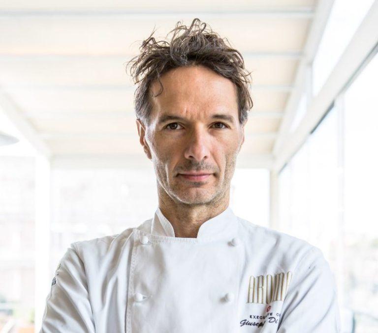 La cucina di Giuseppe Di Iorio, una sintesi perfetta del gusto italiano