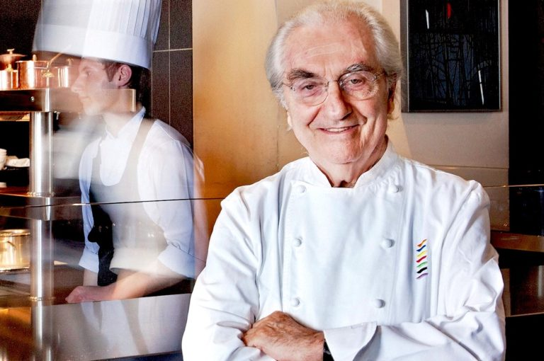 Gualtiero Marchesi, ritratto di uno chef che ha portato nel mondo la cucina italiana