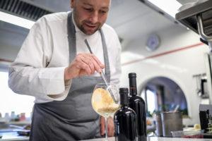 Stefano Ghetta, quell'Italia di confine che rende la sua cucina speciale