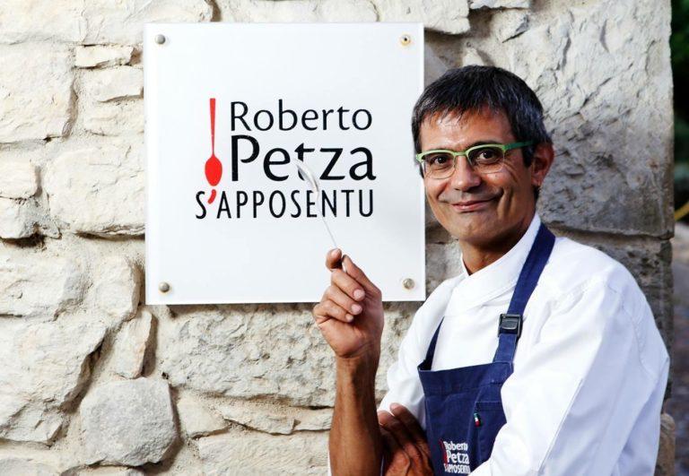 Roberto Petza racconta il fascino della Sardegna nei suoi piatti