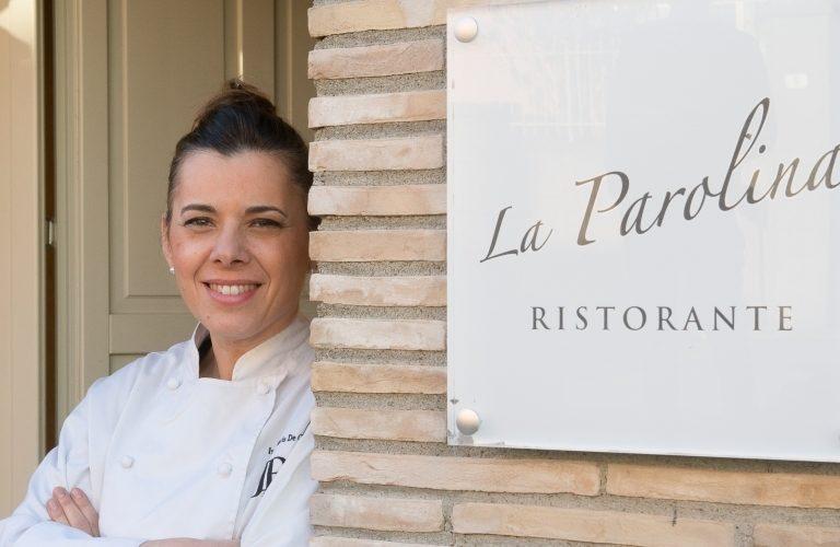 Quella meritatissima stella Michelin data alla giovane e brava chef Iside De Cesare