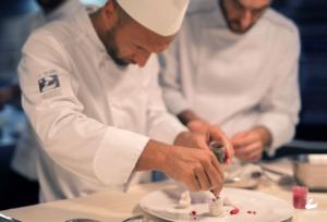 """Un """"fiume"""" d'emozioni con la cucina dello chef Peppe Stanzione"""