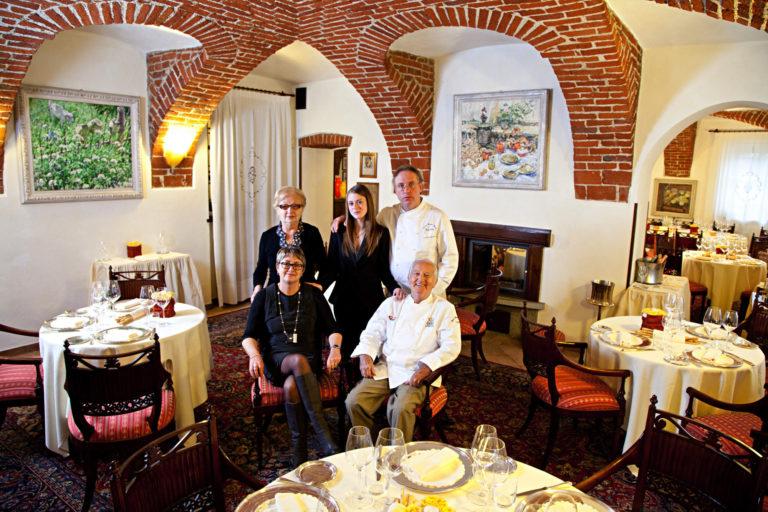 Gian Piero Vivalda, a Cervere, provincia di Cuneo, per coniugare in cucina passato e futuro