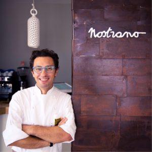A Pesaro con lo chef Stefano Ciotti, generazione di chef talentuosi ora crescono accanto al mare