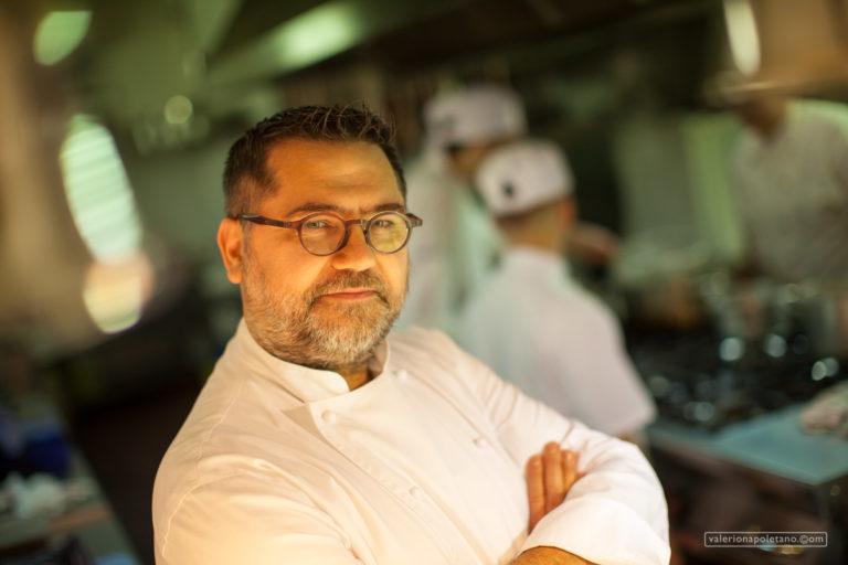 Angelo Sabatelli, da un anno a Putignano l'evoluzione di uno chef stellato che punta in alto