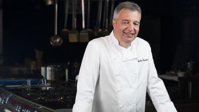 Andrea Canton, chef stellato in una famiglia dove il cibo regna da più di 140 anni a San Quirino di Pordenone
