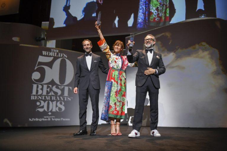 A Bilbao i migliori 50 chef al mondo e su tutti, per la seconda volta, c'è Massimo Bottura