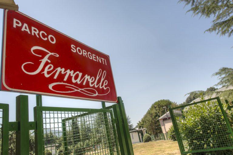 Il Parco delle Sorgenti di Riardo, lì dove nasce Ferrarelle