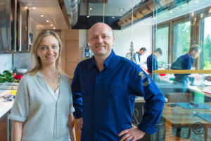 Il posto magico di Heinrich Schneider, due stelle Michelin sulla quota più alta d'Italia