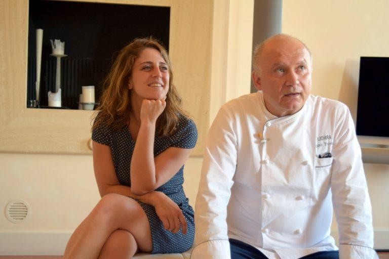 Ecco il docufilm su Gaetano Trovato, geniale chef stellato che è a Colle Val d'Elsa