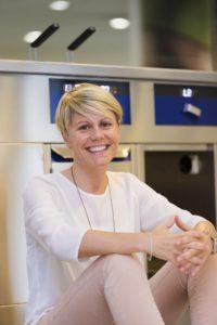 Roberta Benedet, sorriso e passione alla guida della Comunicazione di Electrolux Professional