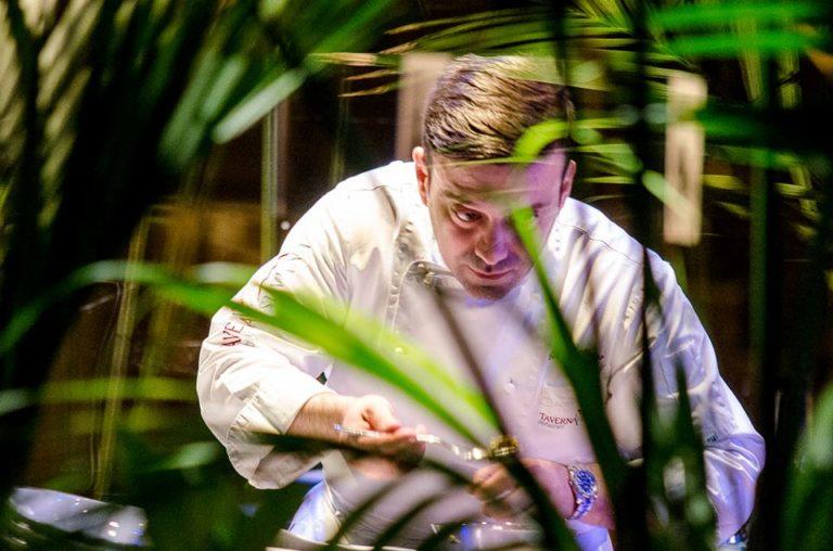 """Lo chef Alfonso Crisci e la sua nuova """"Taverna vesuviana"""" che aprirà a Nola"""