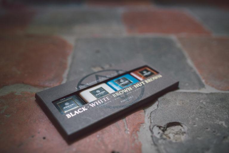 Due anni fa, il cioccolato Amedei tornava in mani italiane. Un reportage