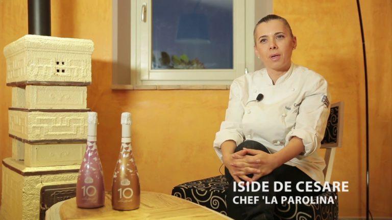 """Il """"segreto"""" di Iside De Cesare, la chef stellata da dieci anni"""