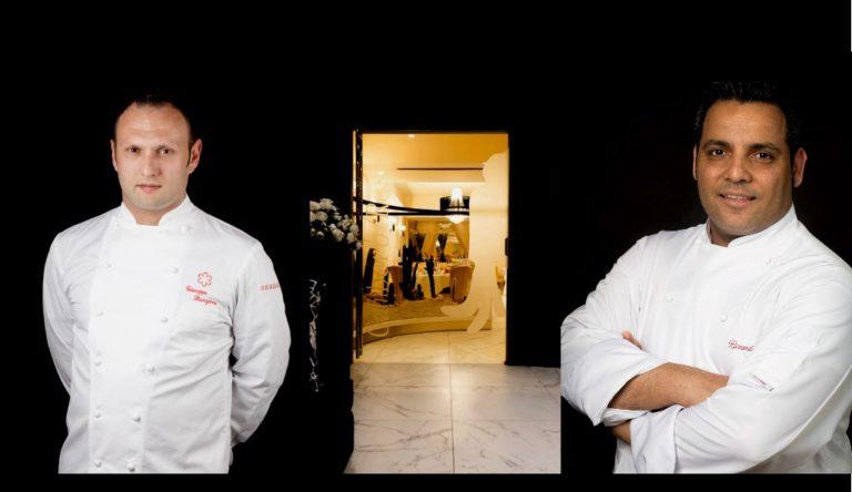 """""""I cibi raccontano…"""" con gli chef stellati Riccardo Sculli e Giuseppe Stanzione"""