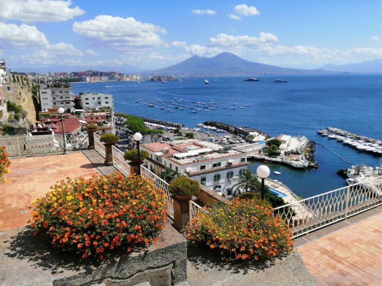"""Il grande lavoro in vista dell'evento nazionale de """"i cibi raccontano…"""" il 25 e 26 ottobre a Napoli in villa Doria D'Angri"""
