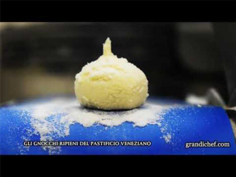 Gnocchi ripieni come pastificio Veneziano comanda. Una storia di buone e belle cose