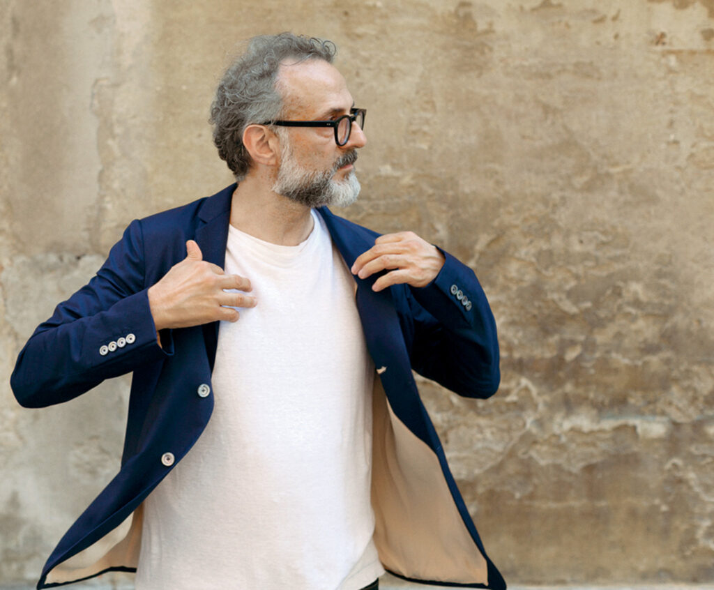 Massimo Bottura e la bella intervista fatta a lui per Vanityfair che ne rivela i contorni